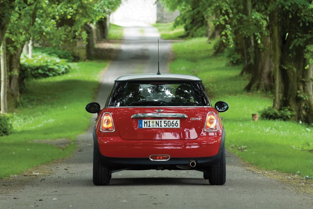 Mini Hatch R56 (2006-2010) Хетчбэк 3-дв.