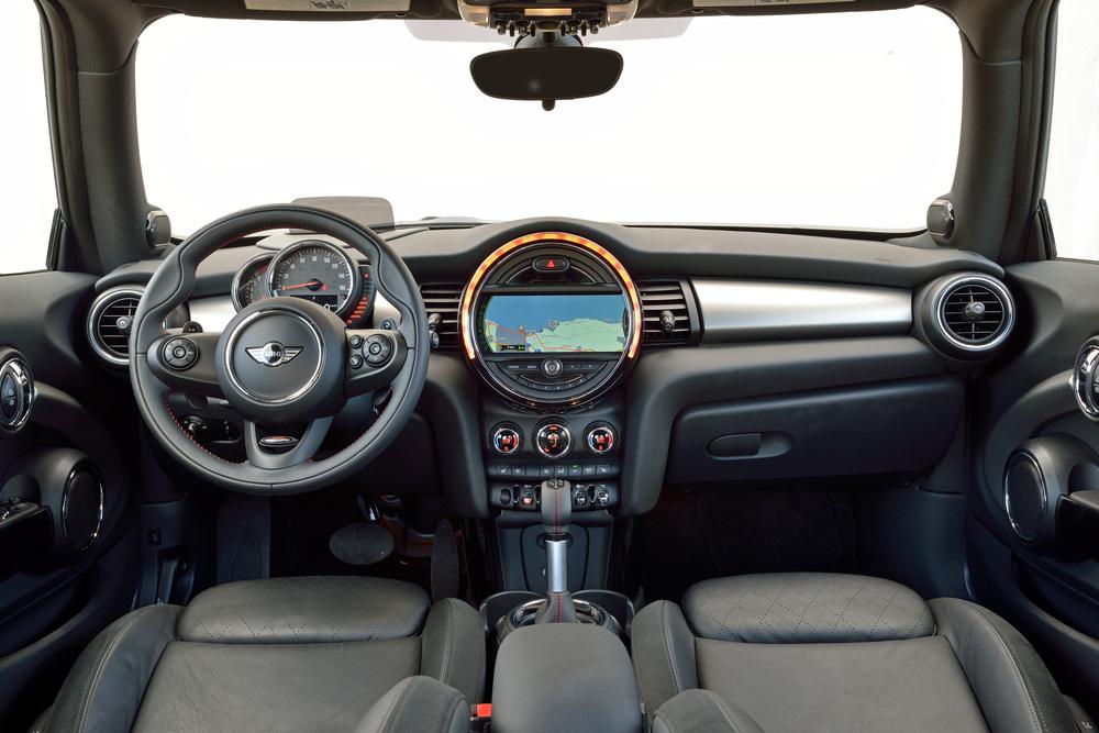 Mini Hatch F56 (2014-2018) Хетчбэк 3-дв. Cooper S