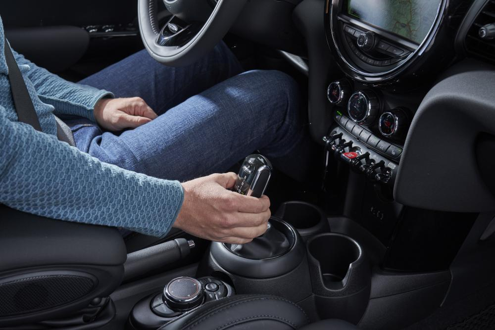 Mini Hatch F56 Хетчбэк 5-дв. интерьер