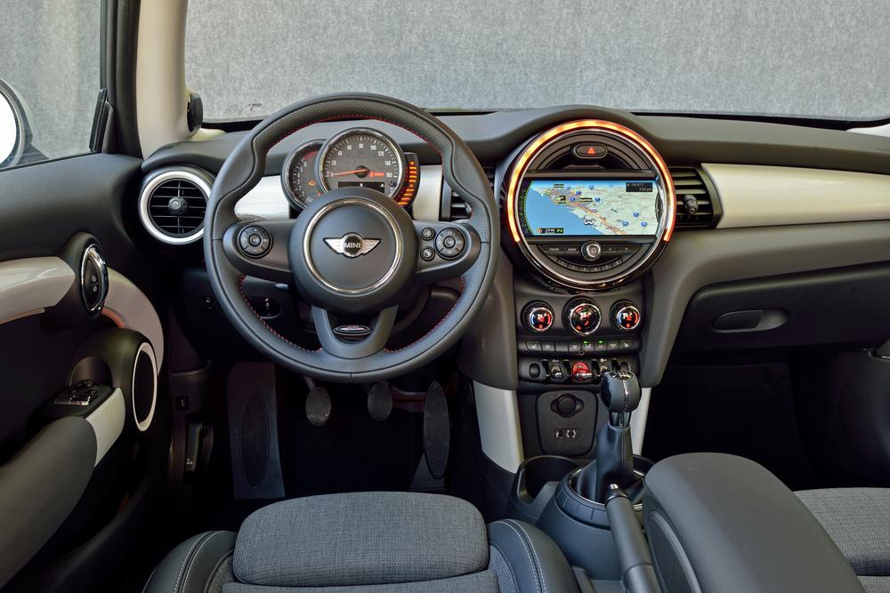 Mini Hatch F56 (2014-2018) Хетчбэк 3-дв.