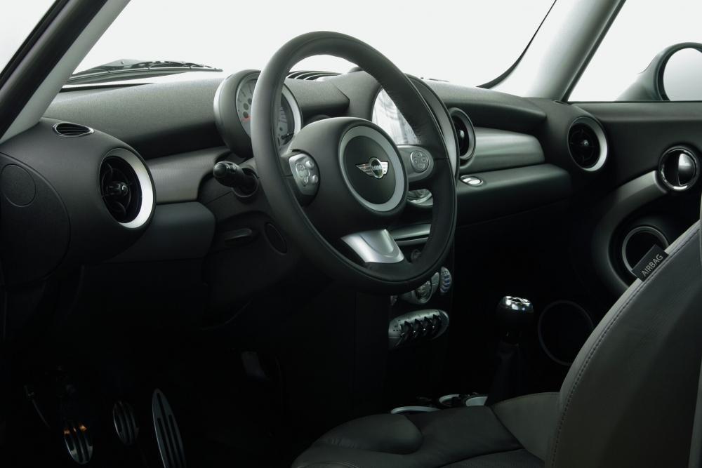 Mini Hatch R56 (2006-2010) Хетчбэк 3-дв. Cooper S интерьер