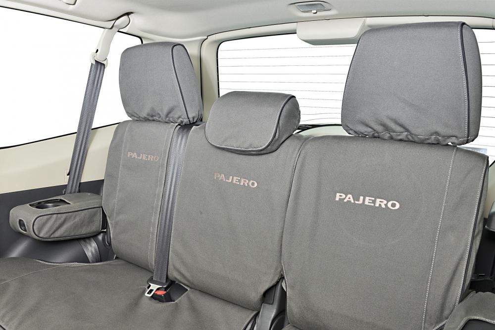 Mitsubishi Pajero 4 поколение рестайлинг Внедорожник 3-дв.