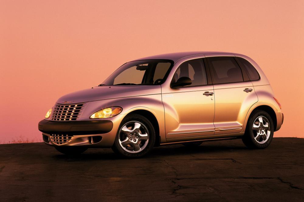 Chrysler PT Cruiser 1 поколение (2000-2006) Хетчбэк
