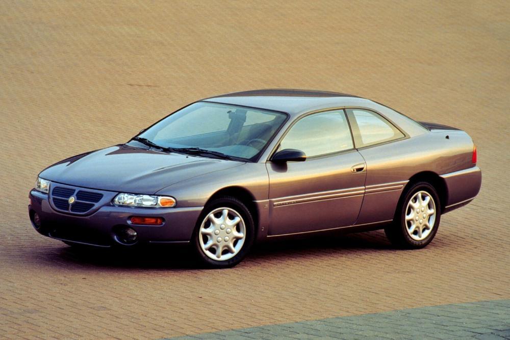 Chrysler Sebring 1 поколение (1995-2000) Купе
