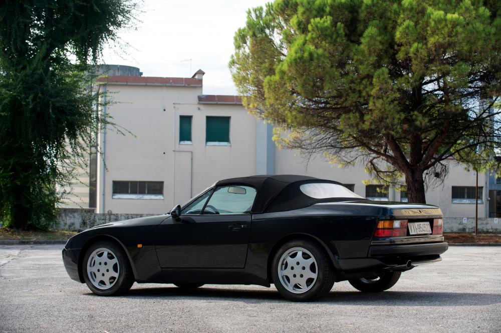 Porsche 944 1 поколение (1989-1991) Кабриолет
