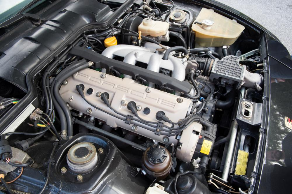 Porsche 944 1 поколение (1989-1991) Кабриолет двигатель