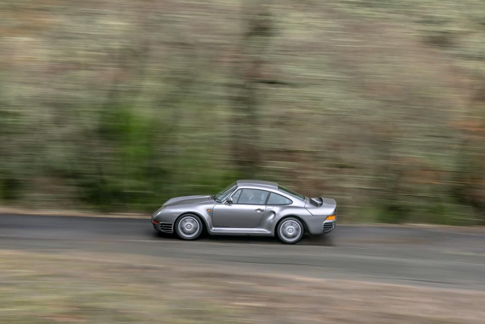 Porsche 959 1 поколение (1986-1991) Купе