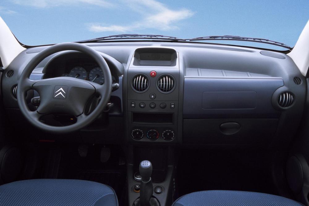 Citroen Berlingo 1 поколение рестайлинг Multispace минивэн