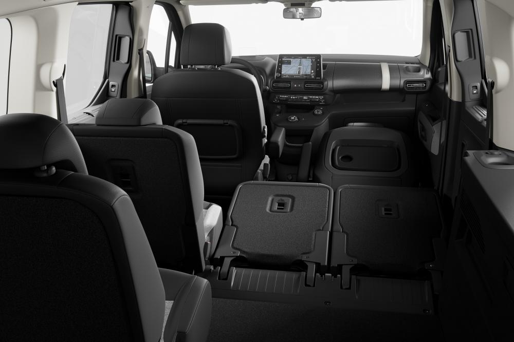Citroen Berlingo 3 поколение Multispace минивэн интерьер