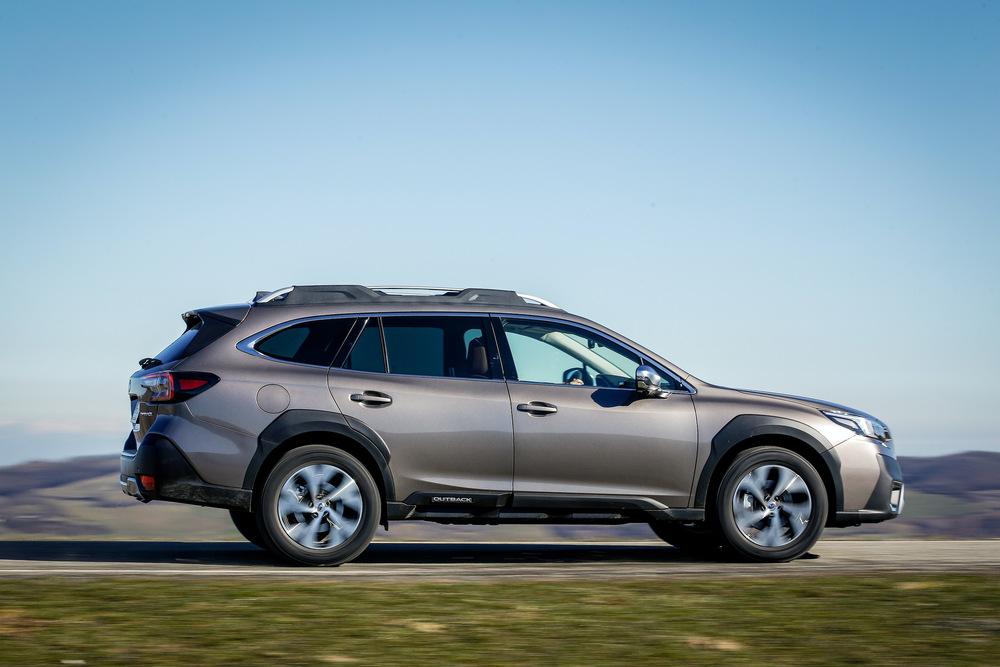 Subaru Outback 6 поколение (2020) Универсал