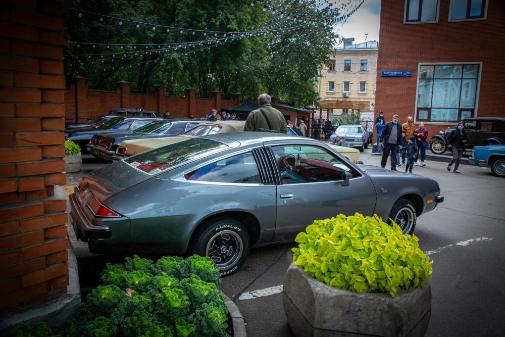 авто выставка басманный двор москва