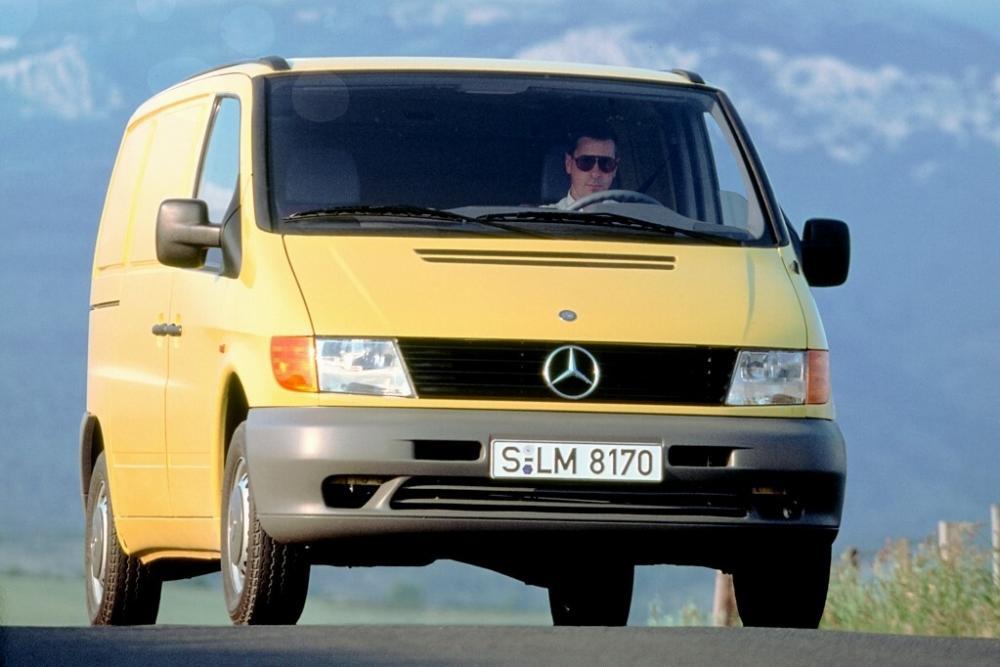 Mercedes-Benz Vito W638 (1996-2003) Фургон