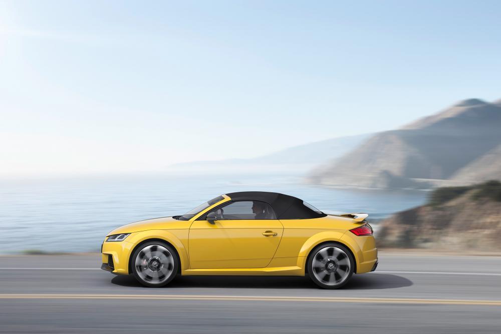 Audi TT RS Typ 8S (2016-) Родстер