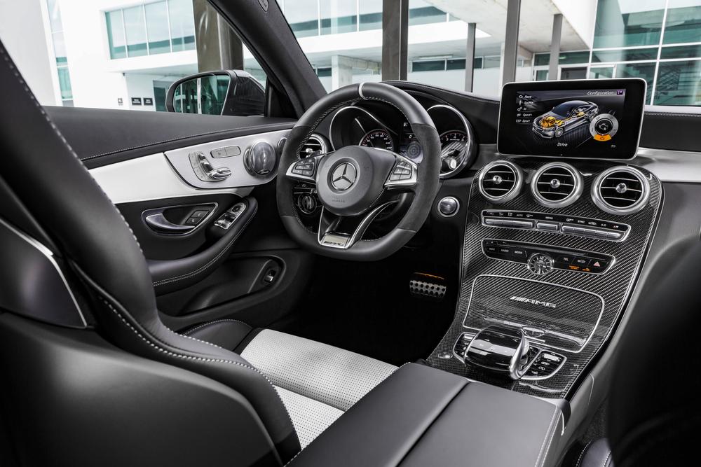 Mercedes-Benz C-klasse AMG C205 (2015-2018) Купе