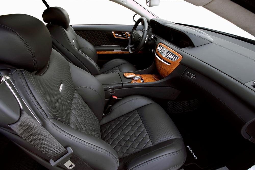 Mercedes-Benz CL-klasse AMG C216 (2007-2010) Купе-хардтоп