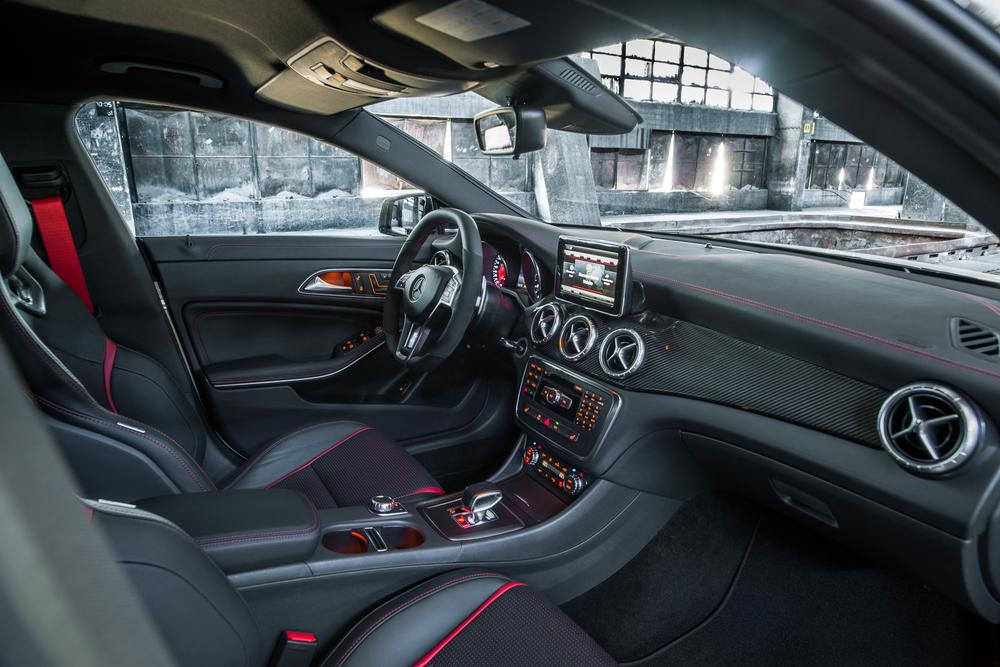 Mercedes-AMG CLA C117 (2013) Седан рестайлинг