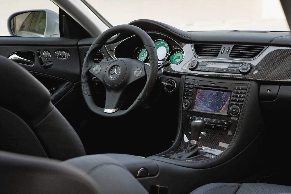 Mercedes-Benz CLS-klasse AMG C219 [рестайлинг] (2008-2011) Седан