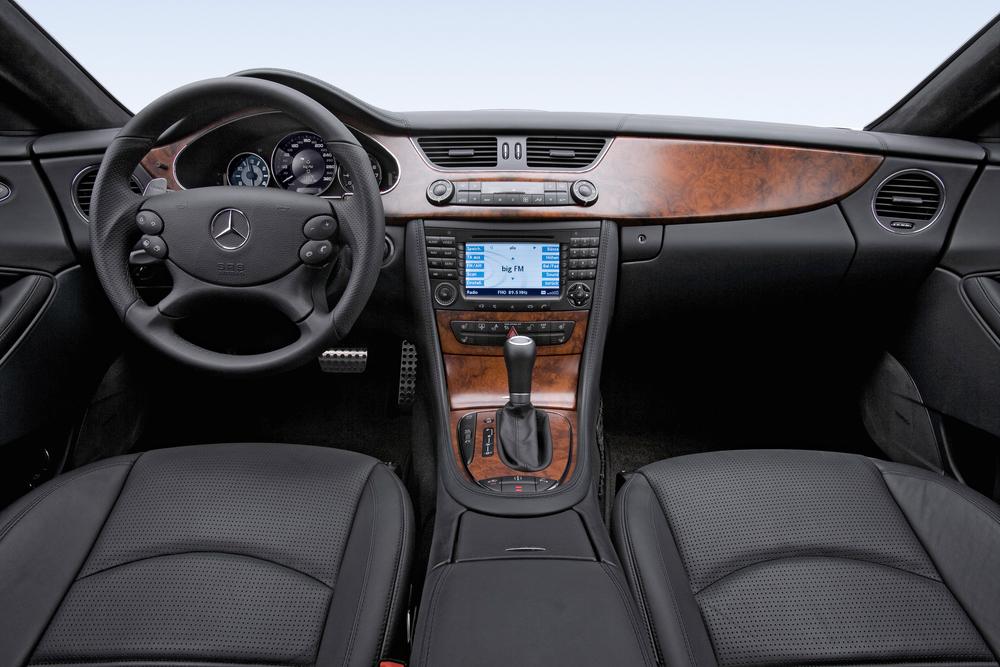 Mercedes-Benz CLS-klasse AMG C219 (2004-2008) Седан