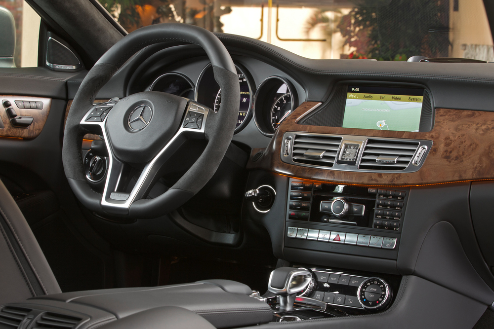 Mercedes-Benz CLS-klasse AMG C218 (2010-2014) Седан
