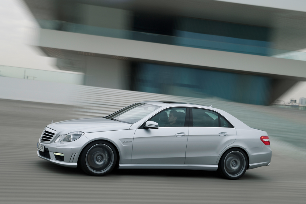 Mercedes-Benz E-klasse AMG W212 (2009-2013) Седан