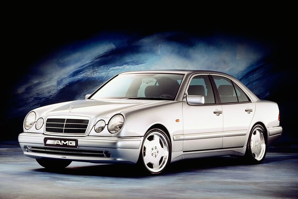Mercedes-Benz E-klasse AMG W210 (1996-1999) Седан