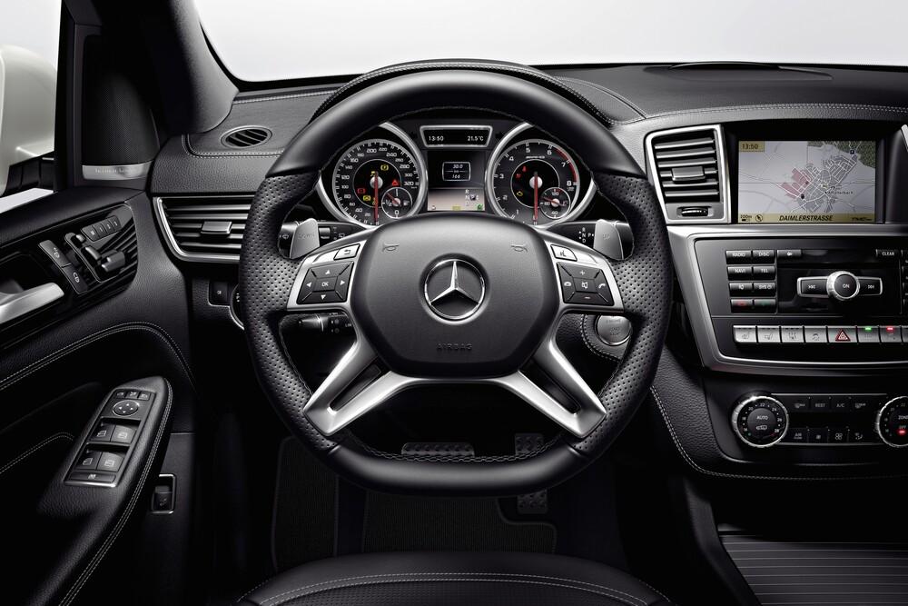 Mercedes-Benz M-klasse AMG W166 (2011-2015) Внедорожник 5-дв.