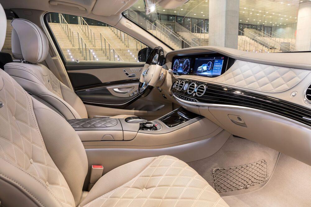 Mercedes-Benz Maybach S-klasse X222 (2017) Седан