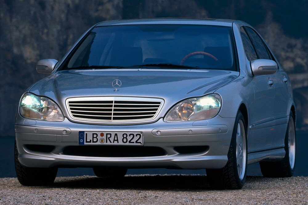 Mercedes-Benz S-klasse AMG W220 (1999-2002) Седан