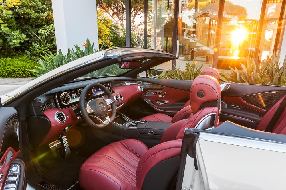 Mercedes-Benz S-klasse AMG A217 (2015-2017) Кабриолет