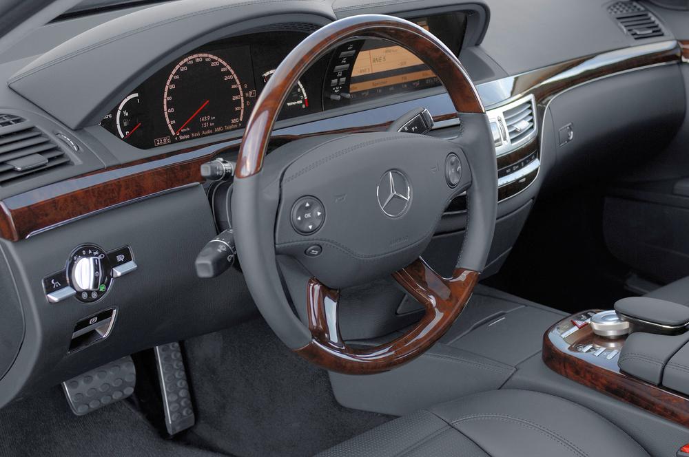 Mercedes-Benz S-klasse AMG W221 (2006-2009) Седан