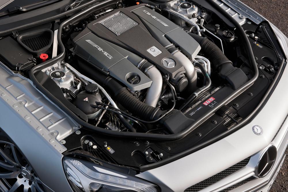Mercedes-Benz SL-klasse AMG R231 (2012-2015) Родстер AMG