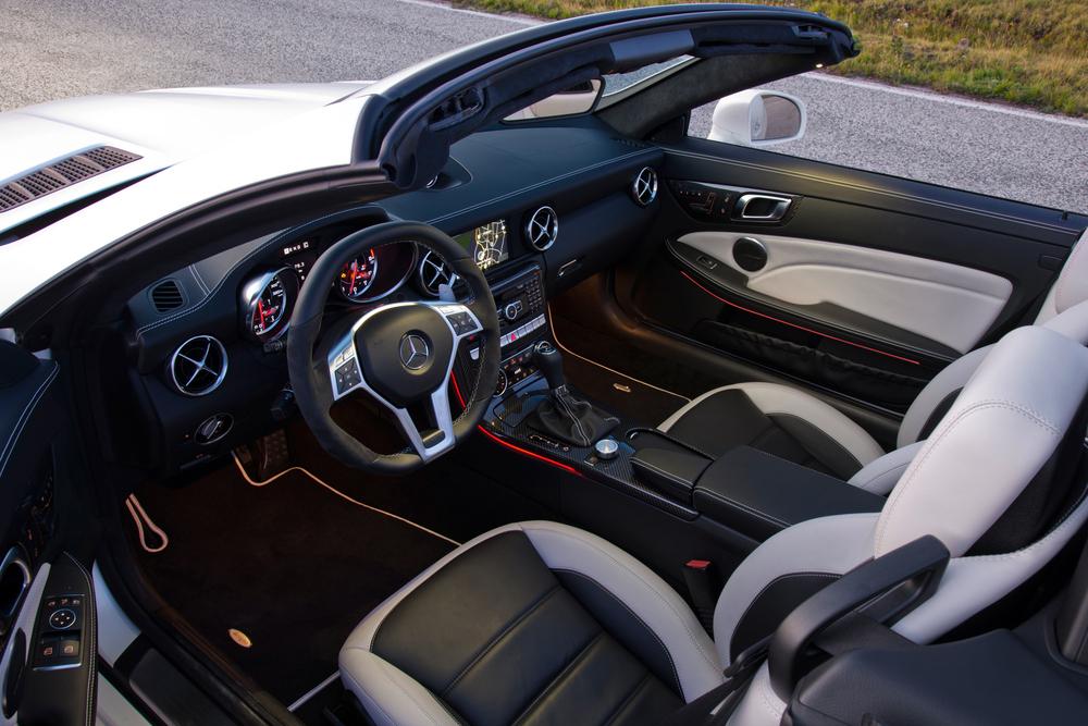 Mercedes-Benz SLK-klasse AMG R172 (2011-2015) Родстер
