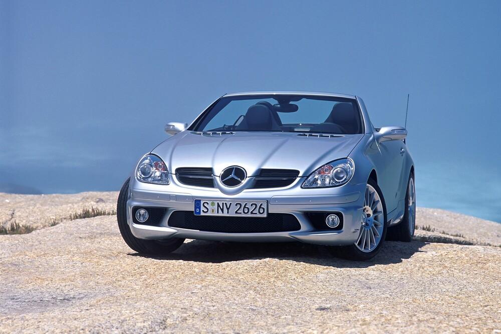 Mercedes-Benz SLK-klasse AMG R171 (2004-2008) Родстер