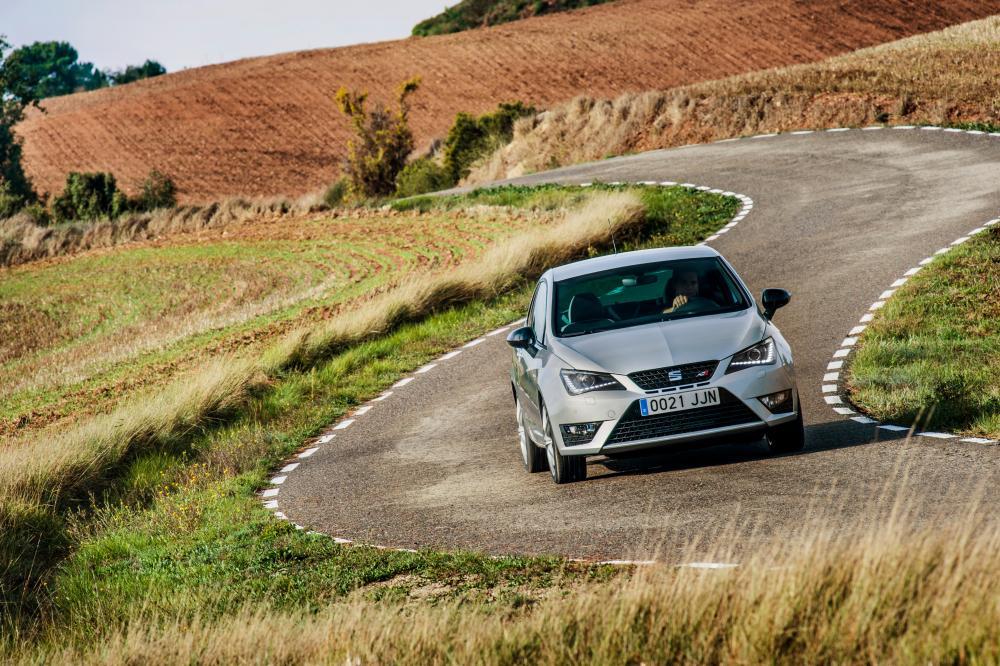 SEAT Ibiza Cupra 4 поколение рестайлинг