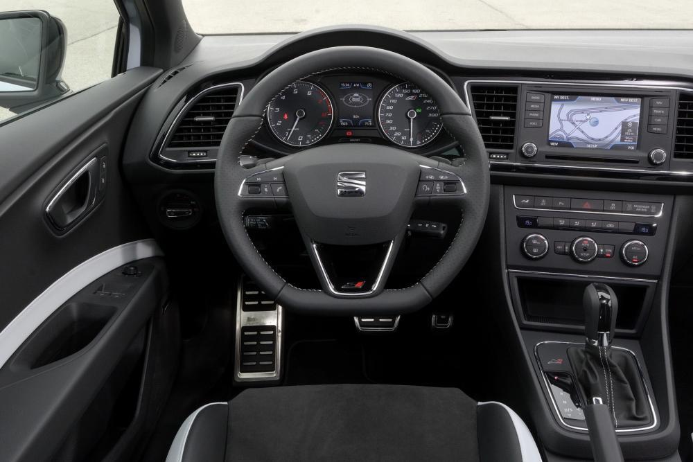 SEAT Leon Cupra 3 поколение Хетчбэк 3-дв.