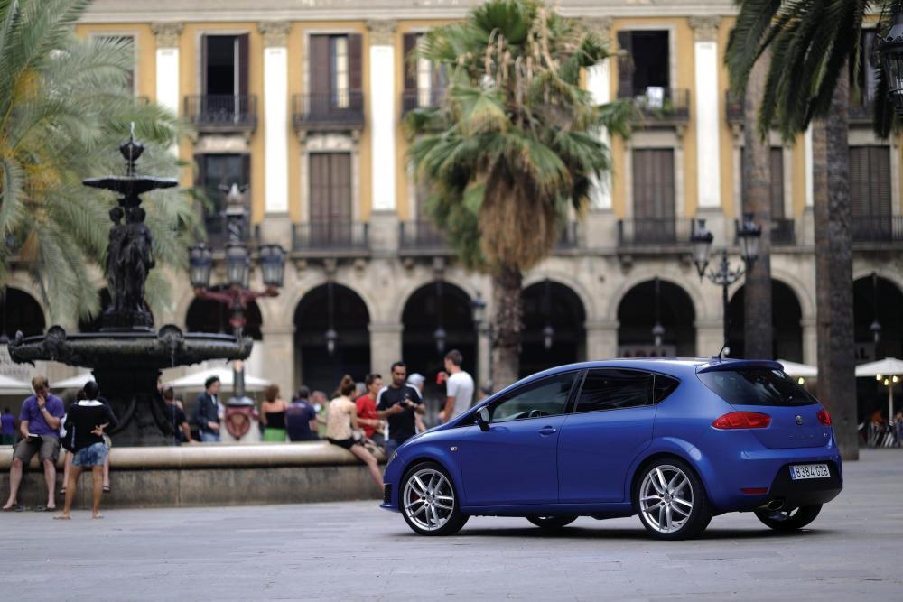 SEAT Leon Cupra 2 поколение рестайлинг Хетчбэк 5-дв. R
