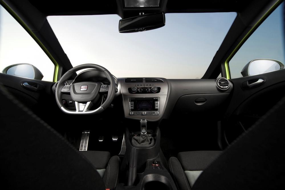 SEAT Leon Cupra 2 поколение рестайлинг Хетчбэк 5-дв. R интерьер