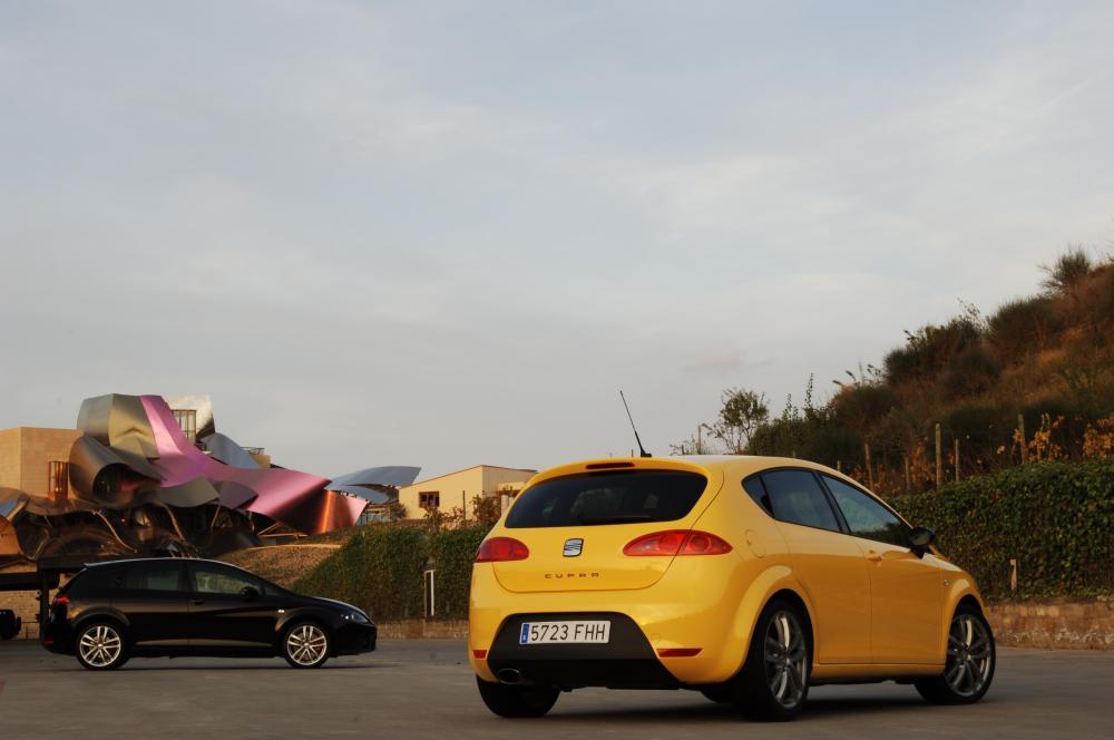 SEAT Leon Cupra 2 поколение Хетчбэк 5-дв.