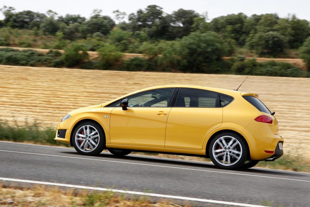 SEAT Leon Cupra 2 поколение рестайлинг Хетчбэк 5-дв.