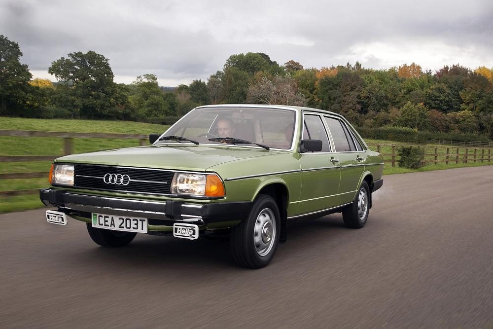 Audi 100 С2 (1976-1980) Седан