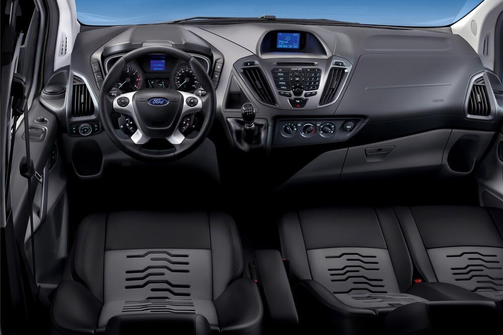 Ford Transit Custom 1 поколение (2012-2017) Фургон