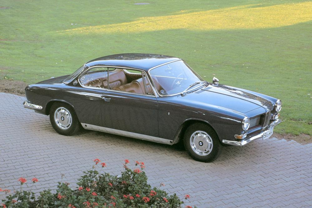 BMW 3200 1 поколение (1962-1965) Купе