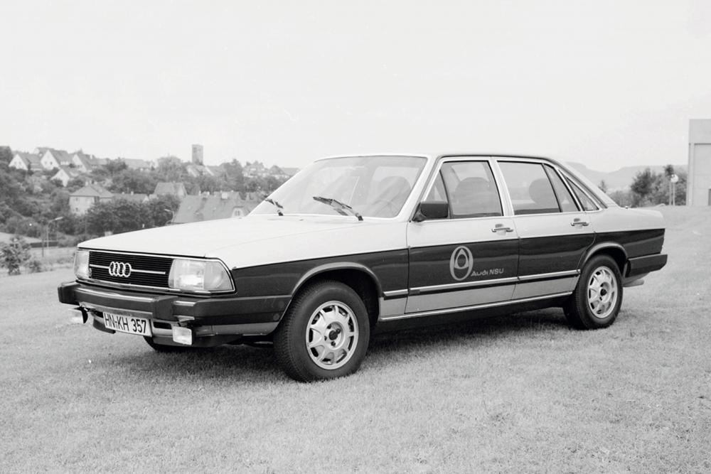 Audi 100 С2 рестайлинг (1981-1982) Седан