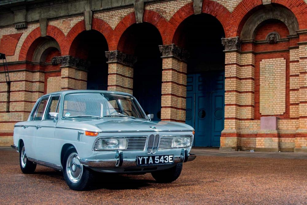 BMW New Class 2000 (1966-1972) Седан
