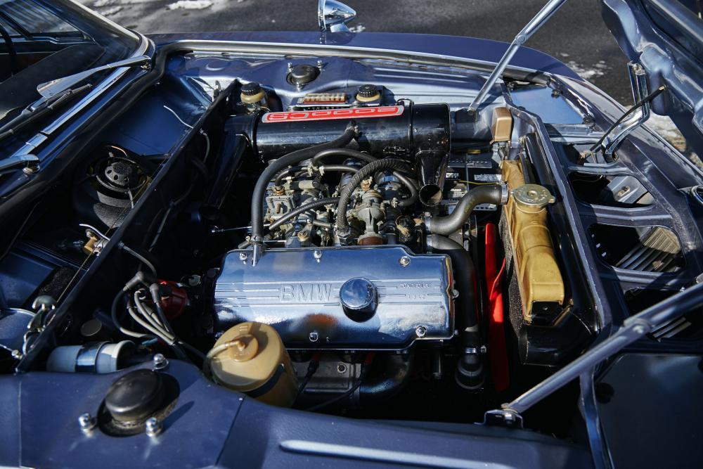 BMW New Class 2000 C/CS (1966-1970) Купе двигатель