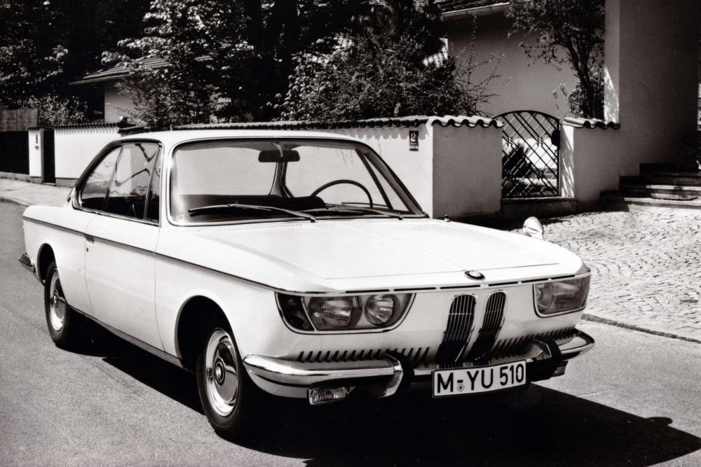 BMW New Class 2000 C/CS (1966-1970) Купе