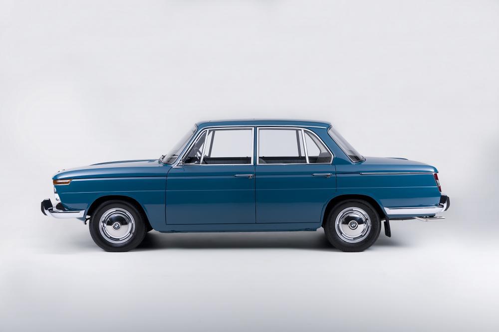 BMW New Class 1500 (1962-1964) Седан