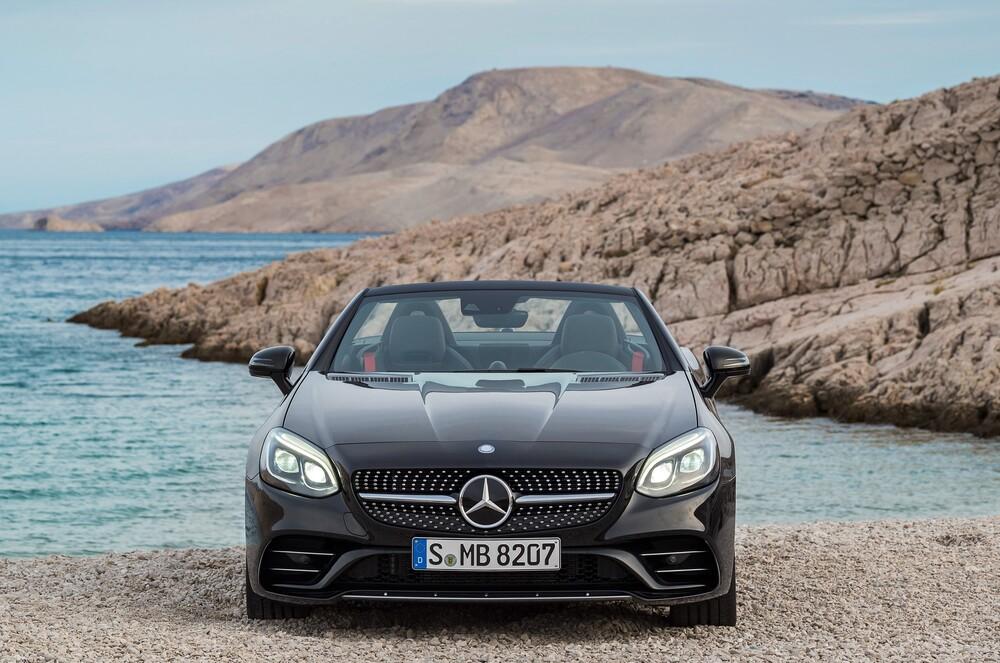 Mercedes-Benz SLC-klasse AMG R172 (2015-2020) Родстер