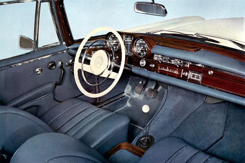 Mercedes-Benz W111 1 поколение (1959-1971) Купе