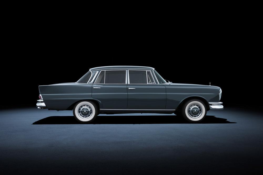 Mercedes-Benz W111 1 поколение (1959-1968) Седан